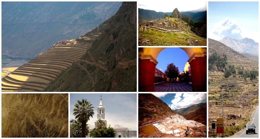 Peru -pre Inca, Inca and colonialcultures