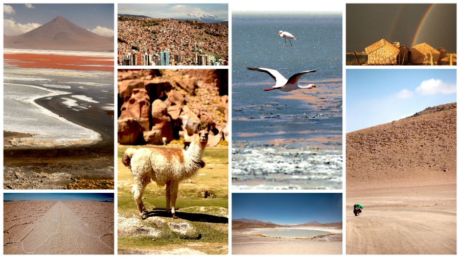 Bolivia – via LakeTiticaca